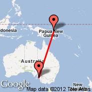 Adelaide (Adelaide International Airport, ADL) - Bali (BAJ)