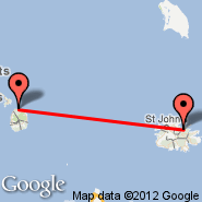 Antigua (V. C. Bird Intl, ANU) - Nevis (Newcastle, NEV)