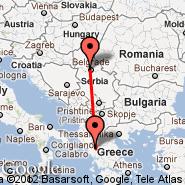 Beograd (Nikola Tesla, BEG) - Ioannina (IOA)