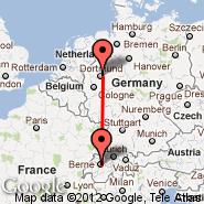 Bern (Belp, BRN) - Dortmund (Wickede, DTM)