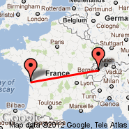 Bern (Belp, BRN) - Rochefort (Saint Agnant, RCO)