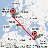 Bruxelles (Brussels Airport, BRU) - Hurghada (HRG)