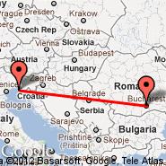 Bukarešta (Metropolitan Area, BUH) - Portorož (POW)