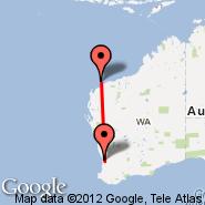 Barrow Island (BWB) - Perth (Perth International, PER)