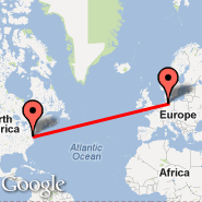 Baltimore (Baltimore/Washington International Thurgood Marshall, BWI) - Hamburg (Hamburg Airport, HAM)