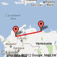 Caracas (Simon Bolivar International Airport, CCS) - Guamal (GAA)