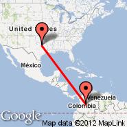 Dallas (Dallas/Fort Worth International, DFW) - Manila (Municipal, MXA)
