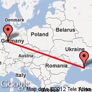 Dortmund (Wickede, DTM) - Sevastopol (Belbek, UKS)