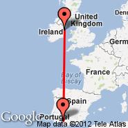 Dublin (Dublin International Airport, DUB) - La Palma Del Condado (NDO)