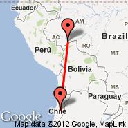 El Salvador (ESR) - Rio Branco (Pres. Medici, RBR)