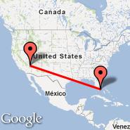 Fort Lauderdale (Fort Lauderdale/hollywood International, FLL) - Las Vegas (Mc Carran Intl, LAS)