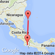 Golfito (GLF) - Corn Island (RNI)