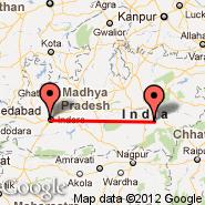Indore (Devi Ahilyabai Holkar, IDR) - Jabalpur (JLR)