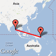 Port Blair (Port Blair, IXZ) - Bialla (BAA)