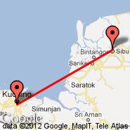 Kuching (KCH) - Sibu (SBW)