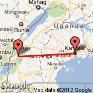 Kasese (KSE) - Kampala (KLA)