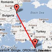 Larnaca (LCA) - Varna (Varna International Airport, VAR)