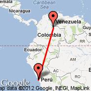 Lima (Jorge Chavez International, LIM) - Tame (TME)