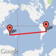 Melbourne (Tullamarine, MEL) - Sao Paulo (Metropolitan Area, SAO)