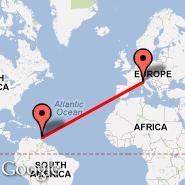 Milano (Metropolitan Area, MIL) - Grenada (Point Salines International, GND)
