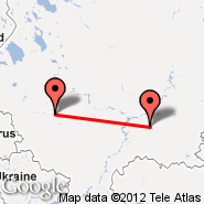 Moskva (Metropolitan Area, MOW) - Bugulma (UUA)
