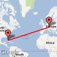 Munich (Franz Josef Strauss, MUC) - Key West (International, EYW)