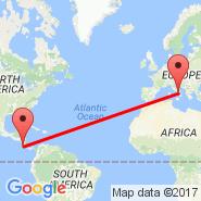 Neapelj (Capodichino, NAP) - Flamingo (FMG)