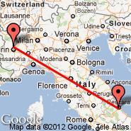 Pescara (Liberi, PSR) - Torino (Sandro Pertini, TRN)