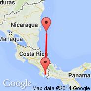 Corn Island (RNI) - Golfito (GLF)