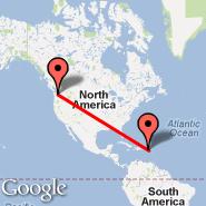 Seattle (Seattle-Tacoma International, SEA) - Saint John (St John Island, SJF)