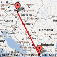 Solun (Macedonia International, SKG) - Brno (Turany, BRQ)