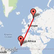 Stoccolma (Metropolitan Area, STO) - Sierra Leone (SRK)