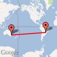 Sydney (Kingsford Smith, SYD) - Umuarama (Ernesto Geisel, UMU)