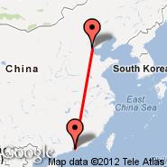 Shenzhen (SZX) - Tianjin (Tianjin Binhai International, TSN)