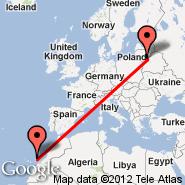 Vilnius (Vilnius International Airport, VNO) - Lanzarote (Arrecife, ACE)