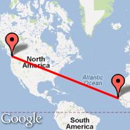 Vancouver (Vancouver Intl, YVR) - Dakar (Dakar-Yoff-Léopold Sédar Senghor International, DKR)
